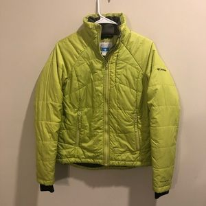 Columbia interchange Omni-shield Jacket Puffer